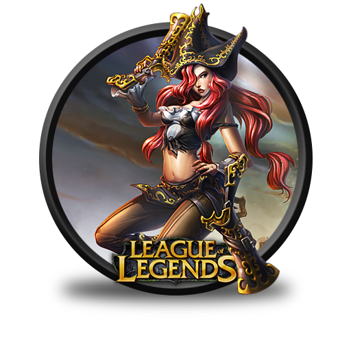 Miss Fortune Icon 512x512 png