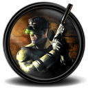 SplinterCell - Pandora Tomorrow New 2 Icon 128x128 png