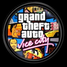 Gta Vice City New 5 Icon Mega Games Pack 23 Icons Softicons Com