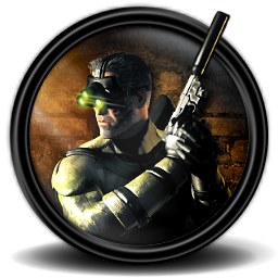 SplinterCell - Pandora Tomorrow New 2 Icon 256x256 png