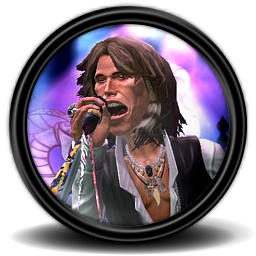 Guitar Hero - Aerosmith 3 Icon 256x256 png