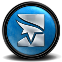 Mirror`s Edge Logo 2 Icon 128x128 png