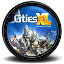 Cities XL 2 Icon 128x128 png