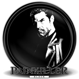 Painkiller - Black Edition 4 Icon 256x256 png
