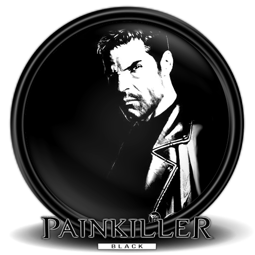 Painkiller - Black Edition 4 Icon 512x512 png