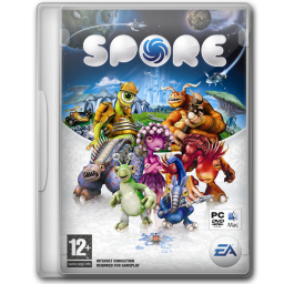 Spore Icon 256x256 png