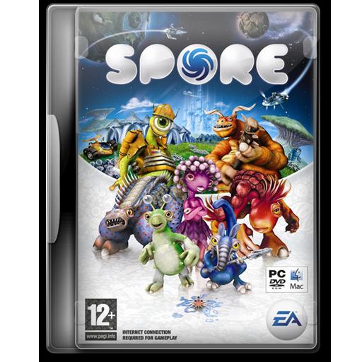 Spore Icon 512x512 png
