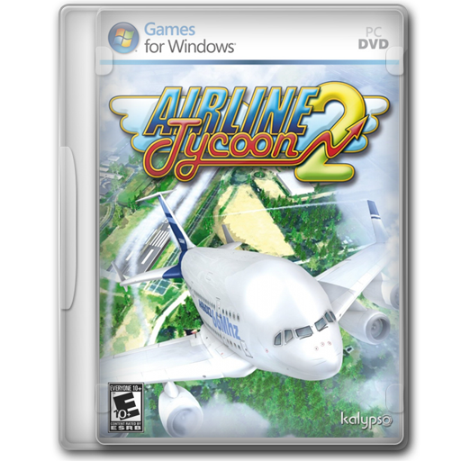 Airline Tycoon 2 Icon 512x512 png