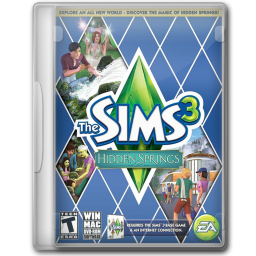 The Sims 3 Hidden Springs Icon 256x256 png