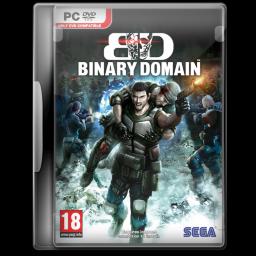 Binary Domain Icon 256x256 png