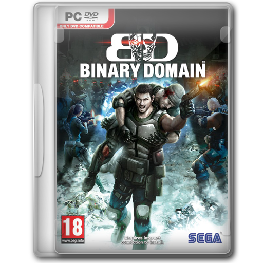 Binary Domain Icon 512x512 png