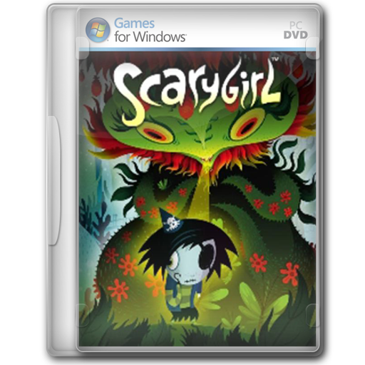 Scarygirl Icon 512x512 png