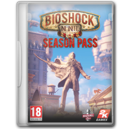 BioShock Infinite Season Pass Icon 256x256 png