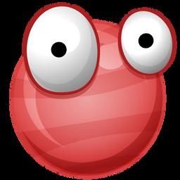 Ballon Eye Icon 256x256 png