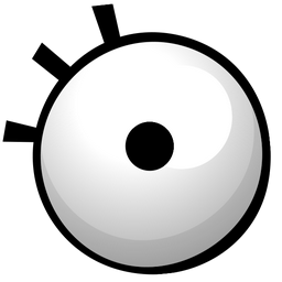 Eyes Icon 256x256 png
