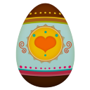Easter Egg Icon 128x128 png