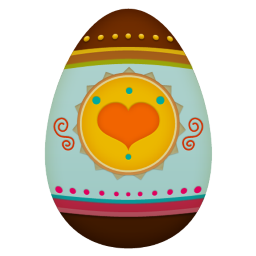 Easter Egg Icon 256x256 png