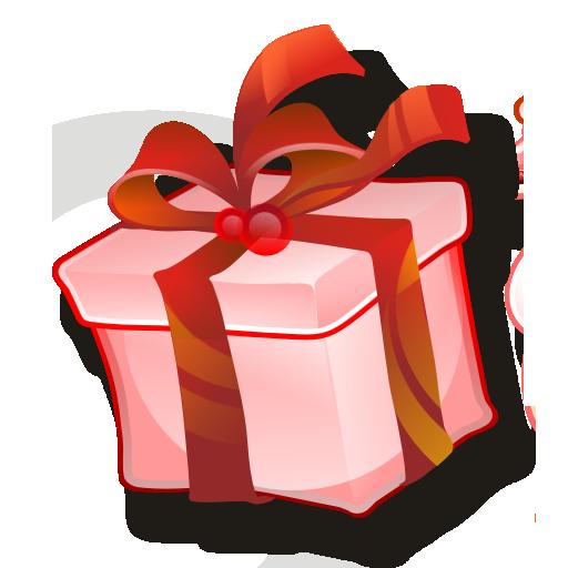 Xmas Gift Icon Christmas Dock Icons Softicons Com