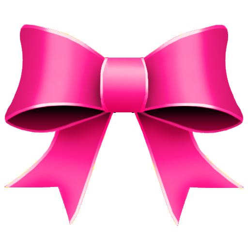 Ribbon Pink Icon 512x512 png