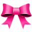 Ribbon Pink Icon 64x64 png
