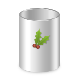 Recycle Bin Empty Icon 256x256 png