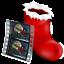 Lib Videos Icon 64x64 png