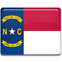 North Carolina Flag Icon 128x128 png