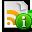RSS File Info Icon