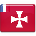 Wallis And Futuna Flag Icon 128x128 png