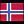 Jan Mayen Flag Icon 24x24 png