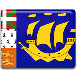 Saint Pierre And Miquelon Icon 256x256 png