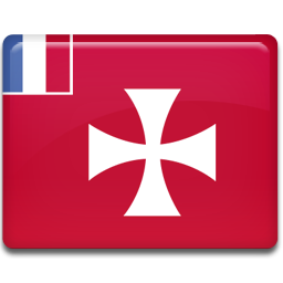 Wallis And Futuna Flag Icon 256x256 png