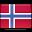 Jan Mayen Flag Icon 32x32 png