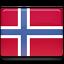 Jan Mayen Flag Icon 64x64 png