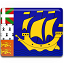 Saint Pierre And Miquelon Icon 64x64 png