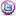Twitter Pink Button Icon 16x16 png
