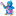 Twitter Singer Icon 16x16 png
