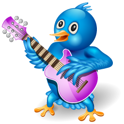 Twitter Singer Icon 256x256 png