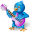 Twitter Singer Icon 32x32 png