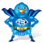 Supertwitter Icon 64x64 png