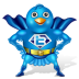 Supertwitter Icon 72x72 png