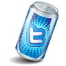 Soda Twitter Icon 96x96 png