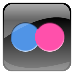 Flickr 3 Icon 256x256 png