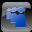 MySpace Music Icon 32x32 png