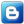 Blogger Square Icon 24x24 png