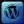 Wordpress Square Icon 24x24 png