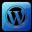 Wordpress Square Icon 32x32 png