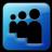 Myspace Square Icon 48x48 png