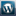 WordPress 1 Icon 16x16 png
