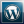 WordPress 1 Icon 24x24 png